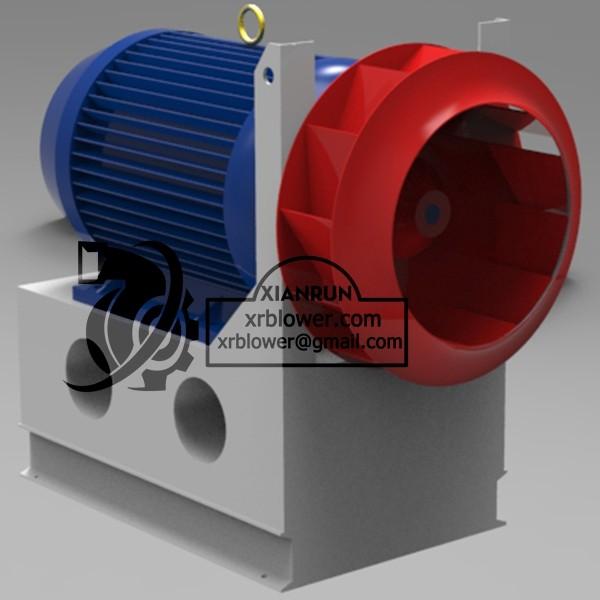 3000 cfm Industrial Backward Fans for Factory