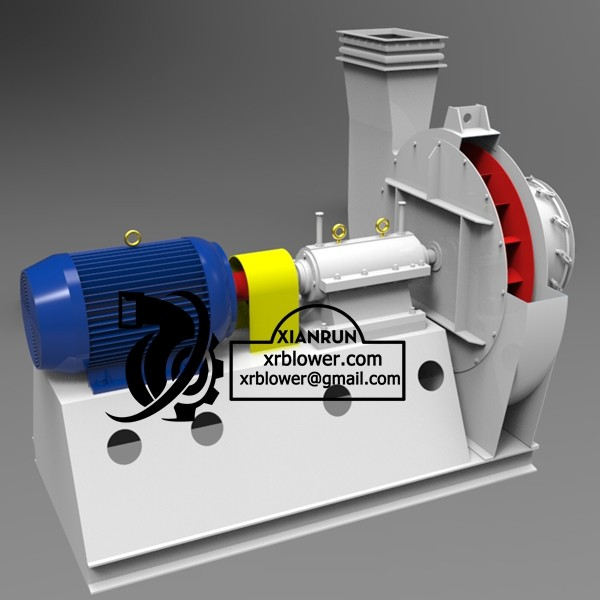 High Pressure Blowers For Smoke Exhaust