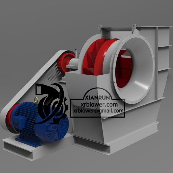 Custom Heavy Duty Industry Fans for Power Plant