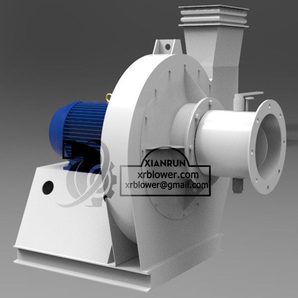 High Powered Blower : Shanghai high quality power industrial blower