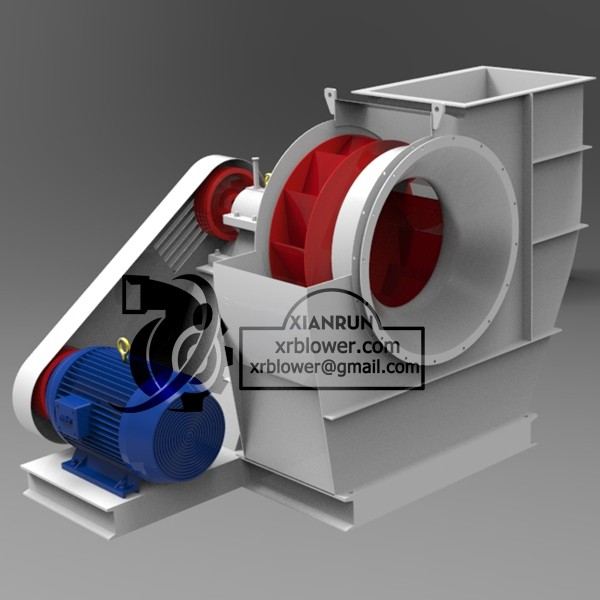 High Temperature Fans And Blowers : High temperature fans for metallurgical factory