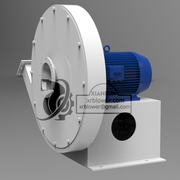 High Pressure Blowers for Industrial Boilers