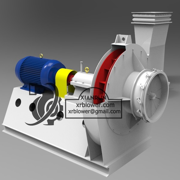 High Pressure Blowers for Smelting Furnace