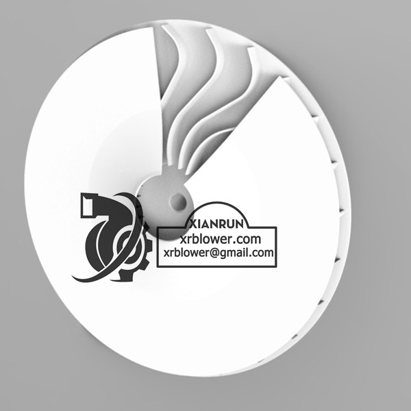 High Pressure ID Fans for Smoke or Air