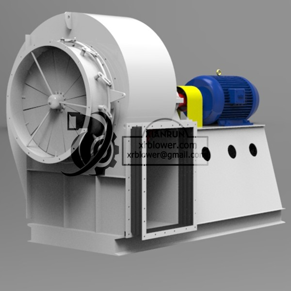 High Temperature Industrial ID Fans for Boilers