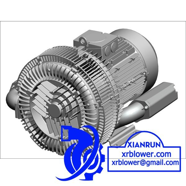 High Pressure Centrifugal Blowers : Xianrun blower high pressure side channel