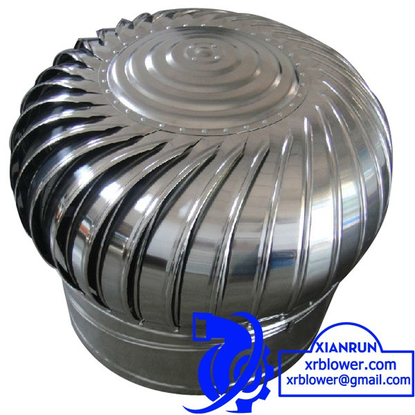 Non Power Roof Ventilation Fan