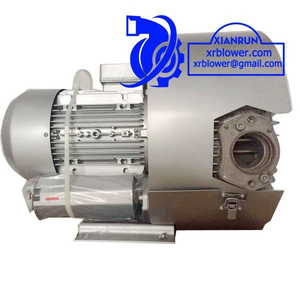 Side Channel Blower : Xianrun blower side channel high pressure