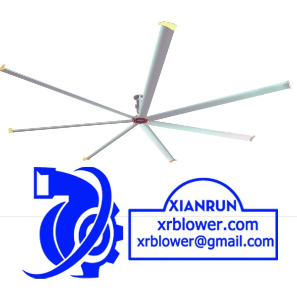Xianrun Blower Industrial HVLS Ceiling Fan