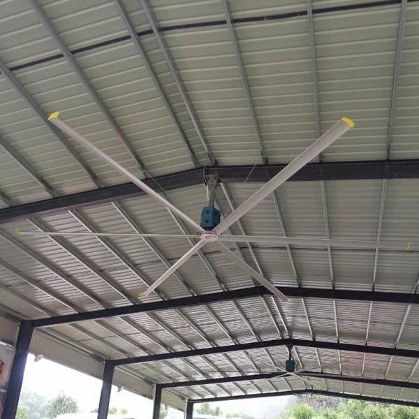 Xianrun Blower Industrial Hvls Ceiling Fan High Volume