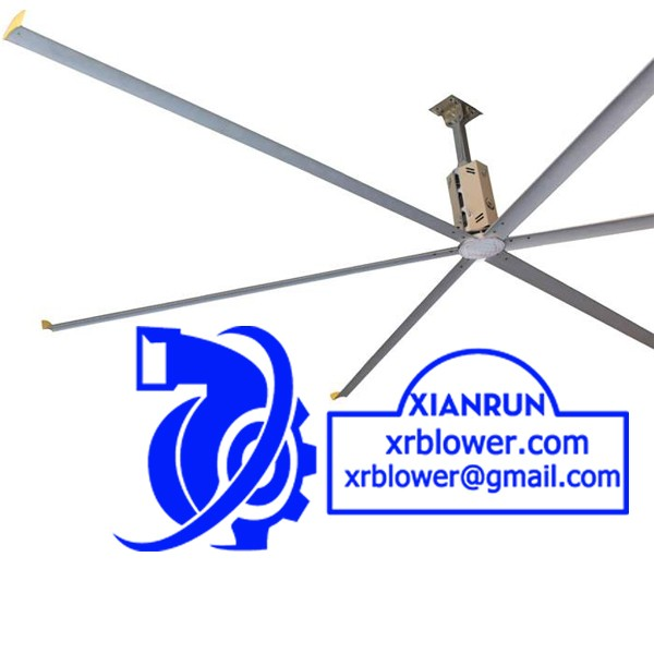 Xianrun Blower Industrial HVLS Ceiling Fan
