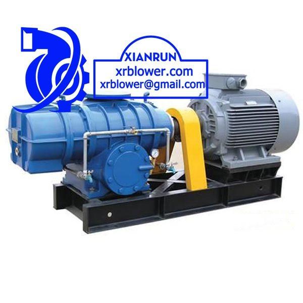 Supercharger Blower Oil Change: Xianrun Blower Roots Blower Vacuum Pumps, Roots Blower